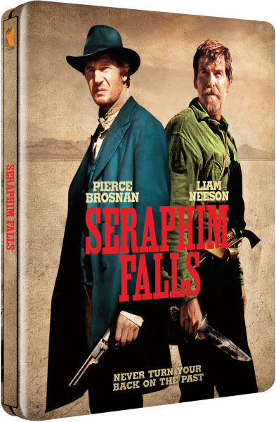 Seraphim Falls - Zavvi Exclusive Limited Edition Steelbook (Ultra Limited Print Run) (UK EDITION)