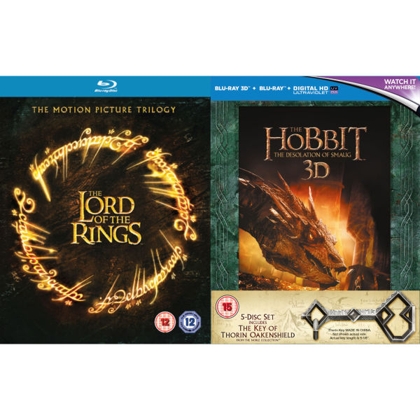 watch the hobbit desolation of smaug extended edition ...