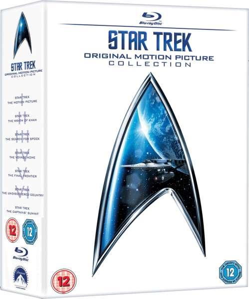Coffret Star Trek 1 - 6 -