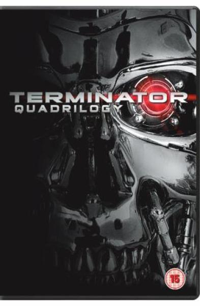 terminator quadrilogy dvd