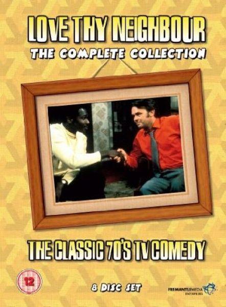 Love Thy Neighbour The Complete Series Dvd Zavvi