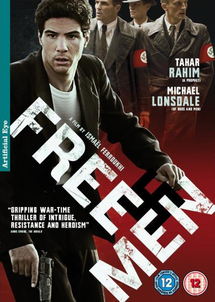 Free Men DVD