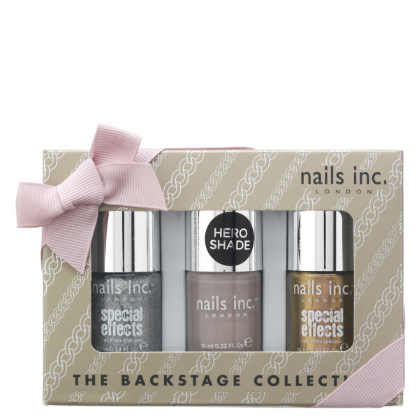 nails inc. The Backstage Collection  (3 Products)