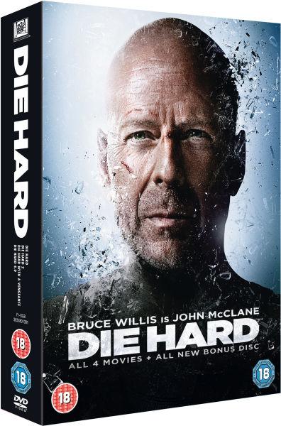 Die Hard Quadrilogy (Includes Bonus Disc)