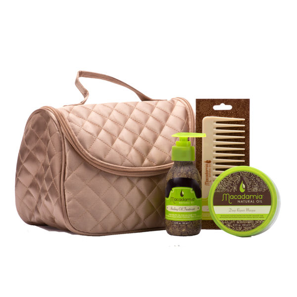 Macadamia Natural Oil Luxury Sateen Gift Bag Promotion ...