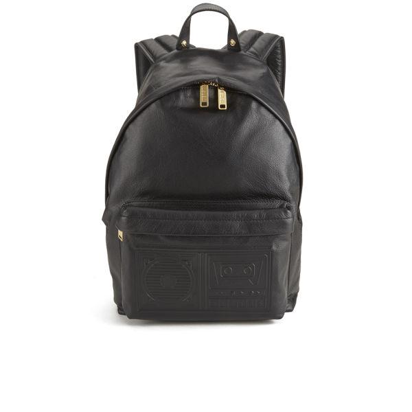 ab993c8d03e9 Versus Versace Men s Boombox Backpack - Black  Image 1