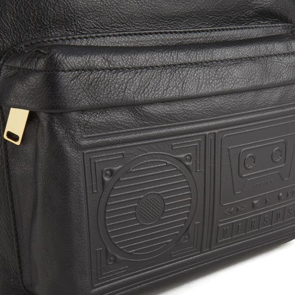 64031780da Versus Versace Men s Boombox Backpack - Black  Image 3