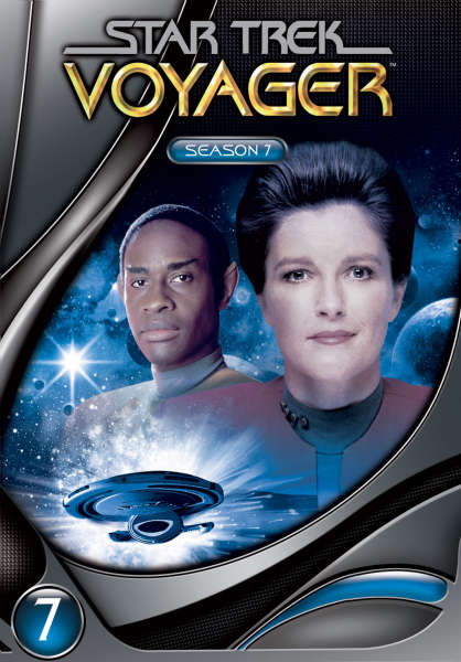 Star Trek Voyager - Season 7 (Slims)
