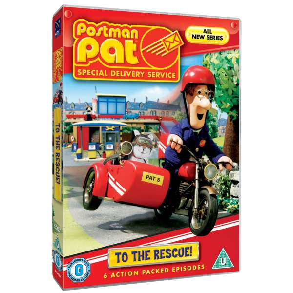 Postman Pat - Special Delivery Service/Pat To The Rescue