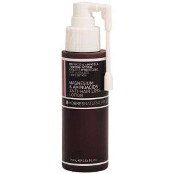 KORRES Magnesium   Aminoacids Anti-hair Loss Lotion 75ml  42f392327