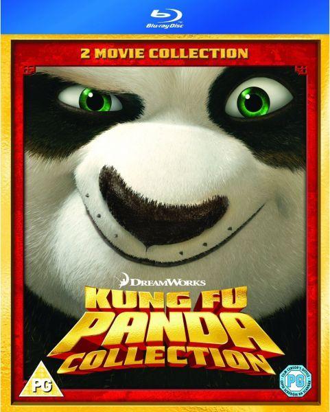 Kung Fu Panda 1 and 2