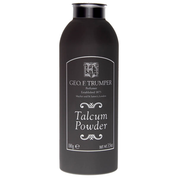 Geo. F. Trumper Trumpers Talcum Powder - 3.5oz
