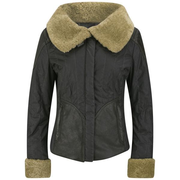 Matchless Women's Sheffield Blouson Jacket - Grey