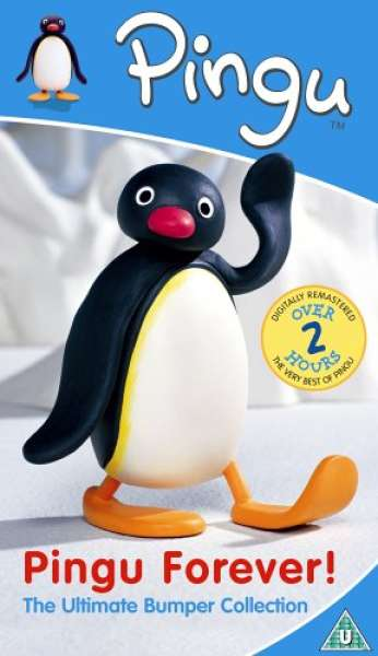 Pingu Pingu Forever The Ultimate Pingu Collection Dvd