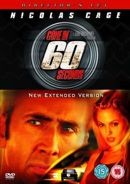 Gone In 60 Seconds [Directors Cut]