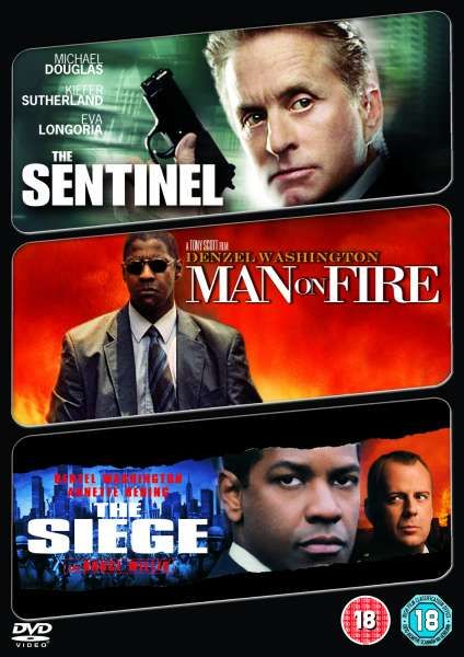 Sentinel/ Man On Fire/ The Siege