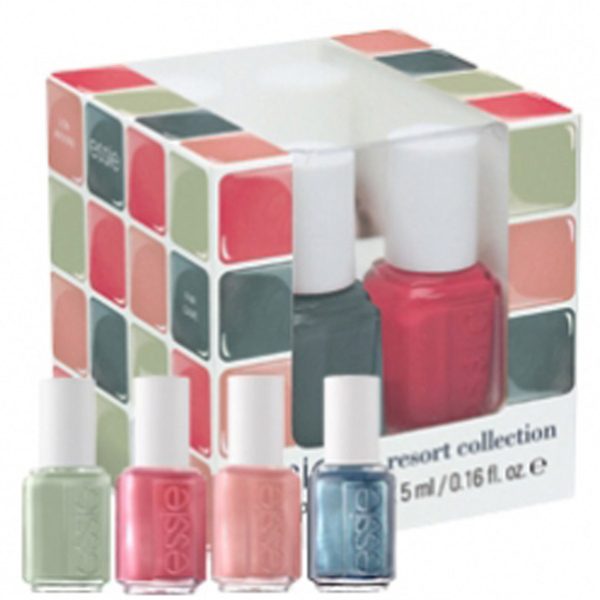 Essie Mini Resort 2011 Collection (4 Products)   Free Shipping ...