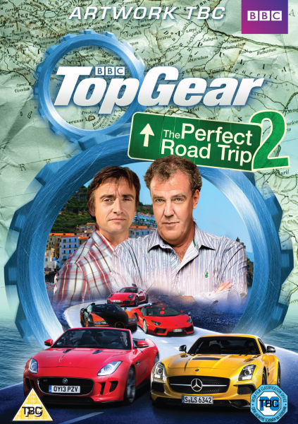 top gear the perfect road trip 2 dvd zavvi. Black Bedroom Furniture Sets. Home Design Ideas