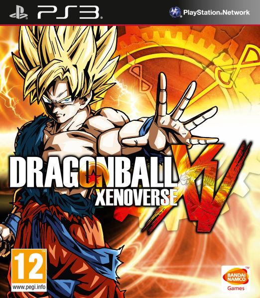 Dragon Ball Games For Ps3 : Dragon ball z xenoverse standard edition ps zavvi