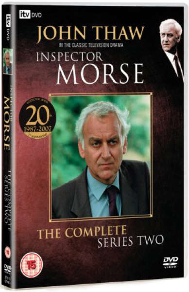 Inspector Morse - Series Two DVD | Zavvi