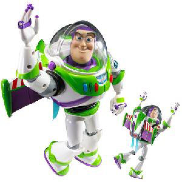 Toy Story 3 12 Inch Jet Pack Buzz Lightyear Toys Zavvi