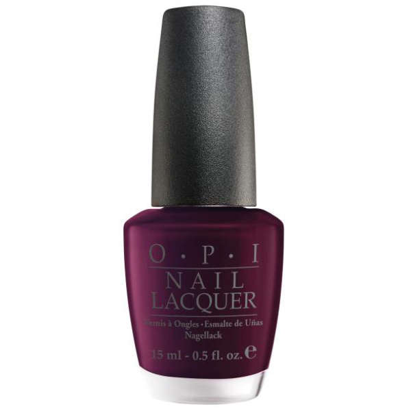 OPI Nail Varnish - Black Cherry Chutney 15 ml