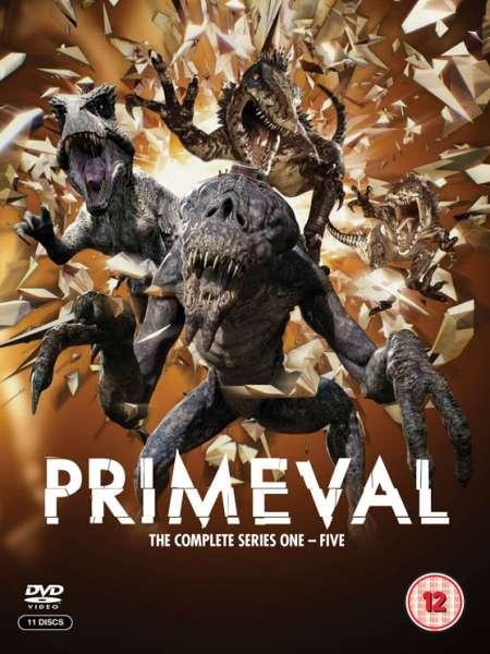 Primeval Series 1 5 Dvd Zavvi