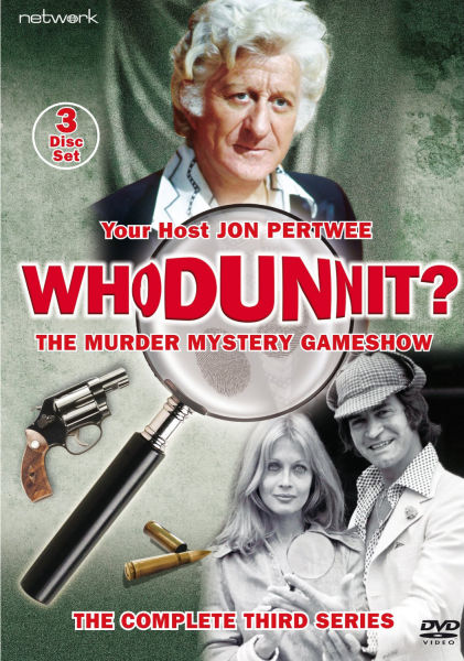 Whodunnit - Complete Series 3