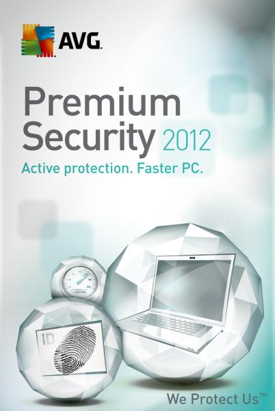 Logiciel AVG: Premium Security 2012