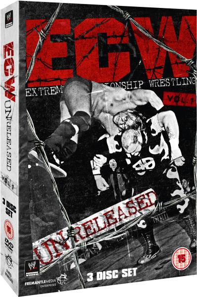 WWE: ECW Unreleased - Volume 1