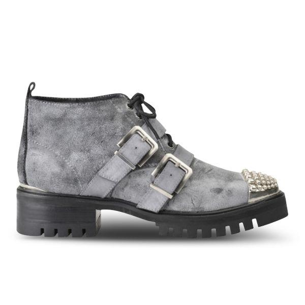 Senso Women's Delsa Studded Boots - Black