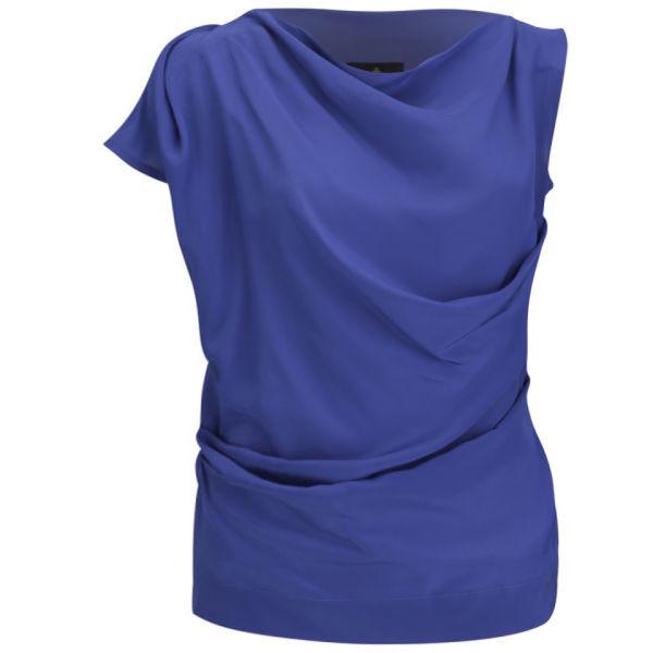 Vivienne Westwood Anglomania Women's Shaman Silk Blouse - Majorett