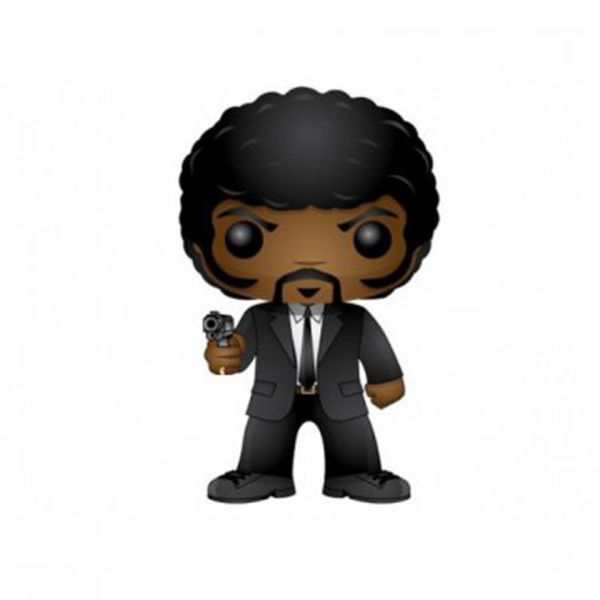 Pulp Fiction Jules Winnifield Pop! Vinyl Figure