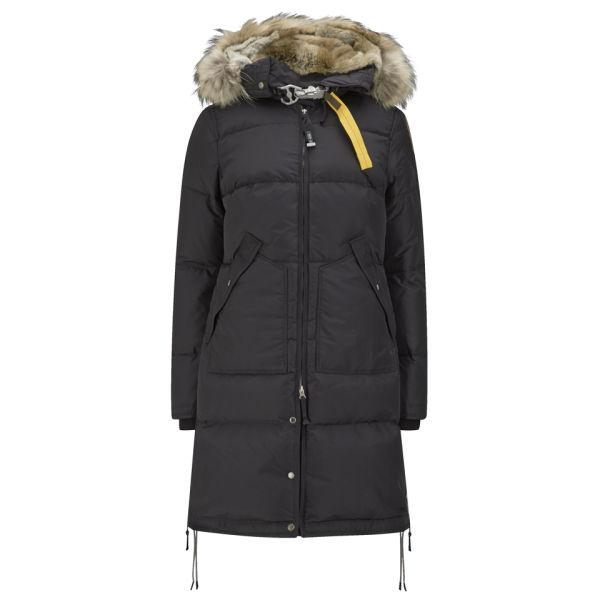 Parajumpers Women's Long Bear Down Coat - Black