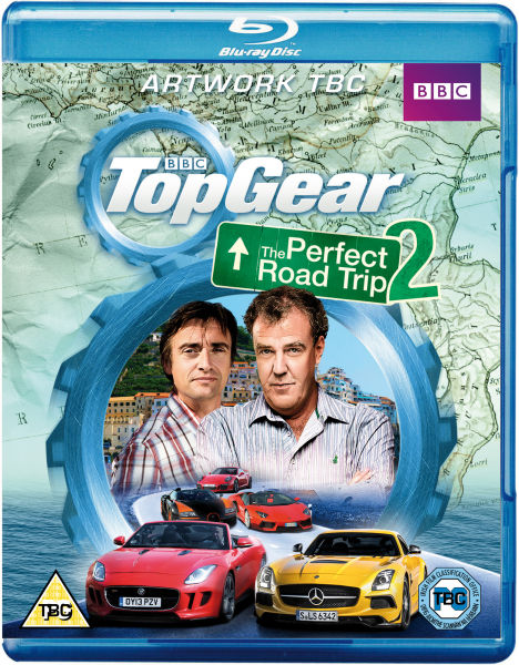 top gear the perfect road trip 2 blu ray zavvi. Black Bedroom Furniture Sets. Home Design Ideas