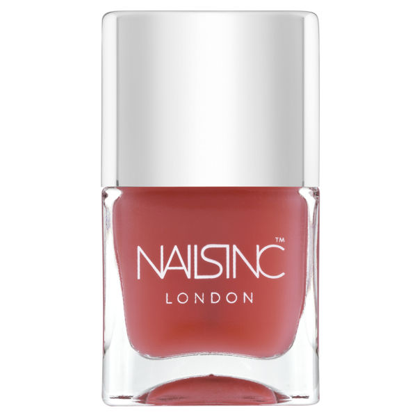 nails inc. Basislack mit Kensington-Kaviar