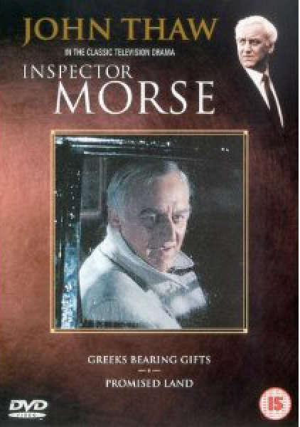 Inspector Morse - Greeks Bearing Gifts/Promised Land