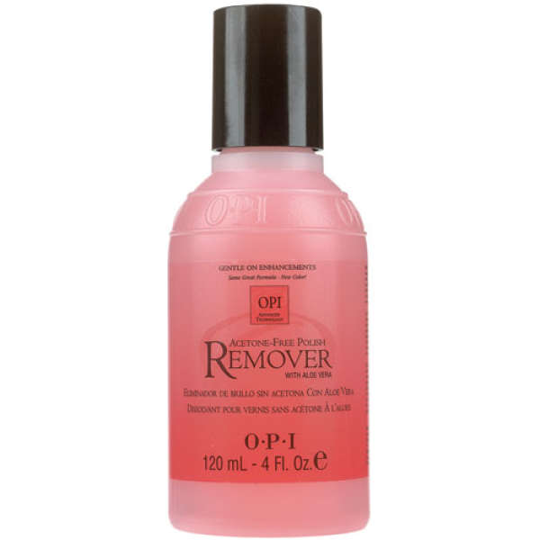 OPI Acetone-Free Nail Polish Remover (120ml) | Recreate Yourself NZ