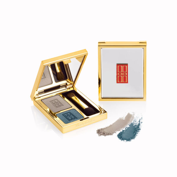 Beautiful Color Eye Shadow Duo: Misty Teal (3g)
