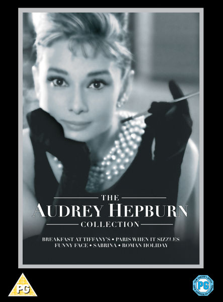 The Audrey Hepburn Boxset