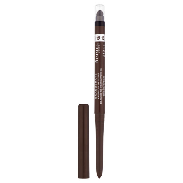 Rimmel Exaggerate Smoke N' Shine Eye Definer Little Black Smokey