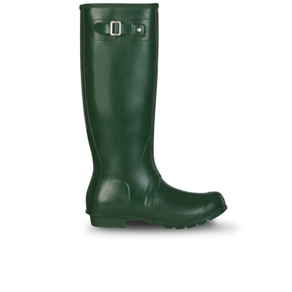 Hunter Unisex Original Tall Wellies - Green