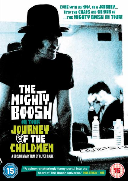 Journey of the Childmen: The Mighty Boosh