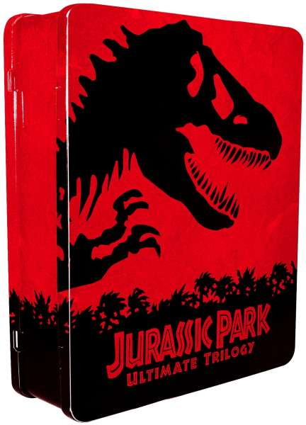 Jurassic Park Ultimate Trilogy Limited Collector S