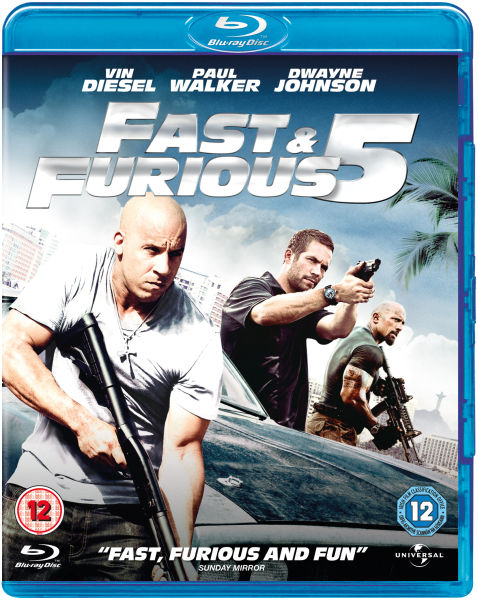 Fast Five (2011) 1080p 4.6GB BluRay [Hindi DD5.1 – English DD5.1] Esub MKV