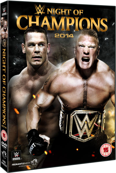 WWE: Night of Champions 2014