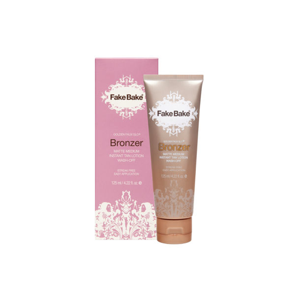Fake Bake Bronzer Wash Off Instant Tan (4 oz)