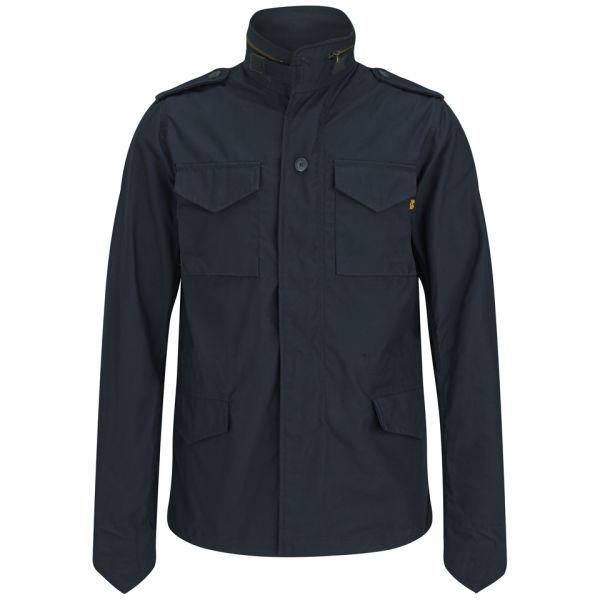 alpha industries men 39 s m 65 heritage liner jacket navy. Black Bedroom Furniture Sets. Home Design Ideas