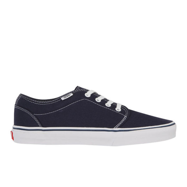 Vans 106 Vulcanized Canvas Trainers - Navy