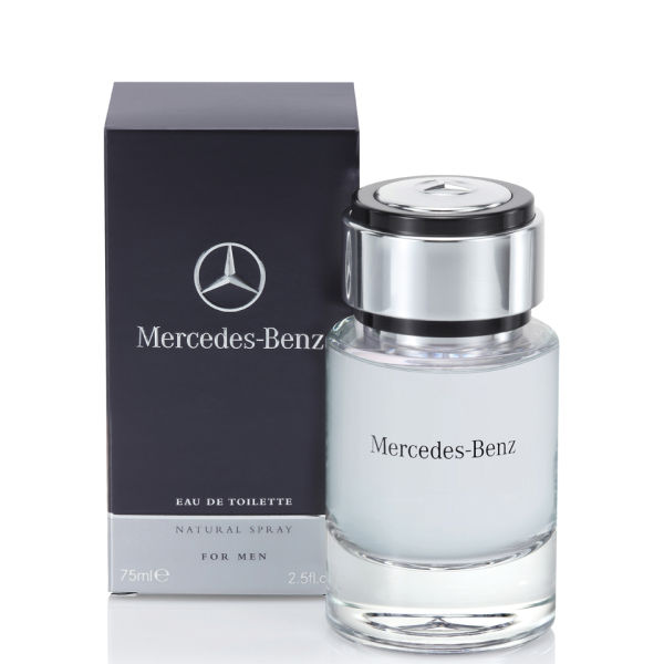 mercedes benz for men eau de toilette spray 75ml free